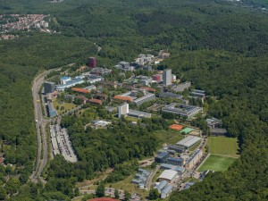 II_Saarland University Campus